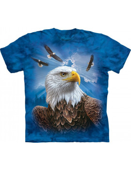 Guardian Eagle T-Shirt The Mountain