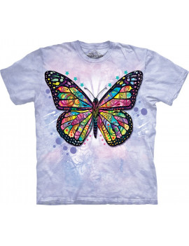 Butterfly T-Shirt The Mountain