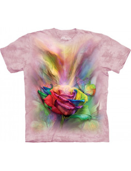 Healing Rose T-Shirt The Mountain