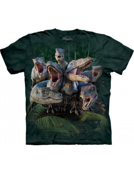 Raptor Gang T-Shirt The Mountain