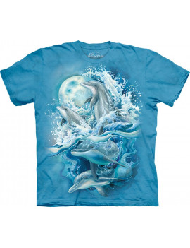 Bergsma Dolphins T-Shirt The Mountain