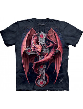 Gothic Guardian T-Shirt The Mountain