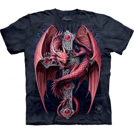 Gothic Guardian T-Shirt The Mountain