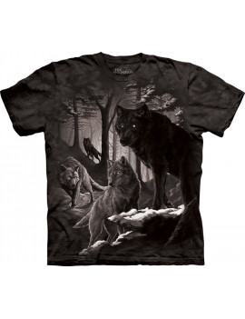 Dire Winter T-Shirt The Mountain