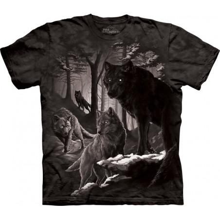 Dire Winter T-Shirt The Mountain