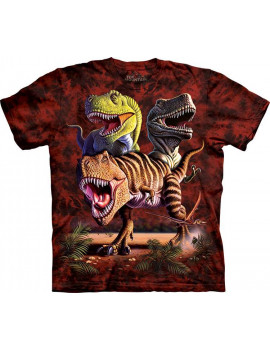 Rex Collage T-Shirt The Mountain