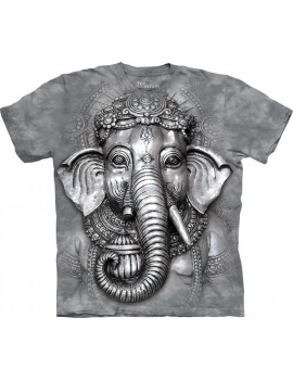 Big Face Ganesh T-Shirt The Mountain