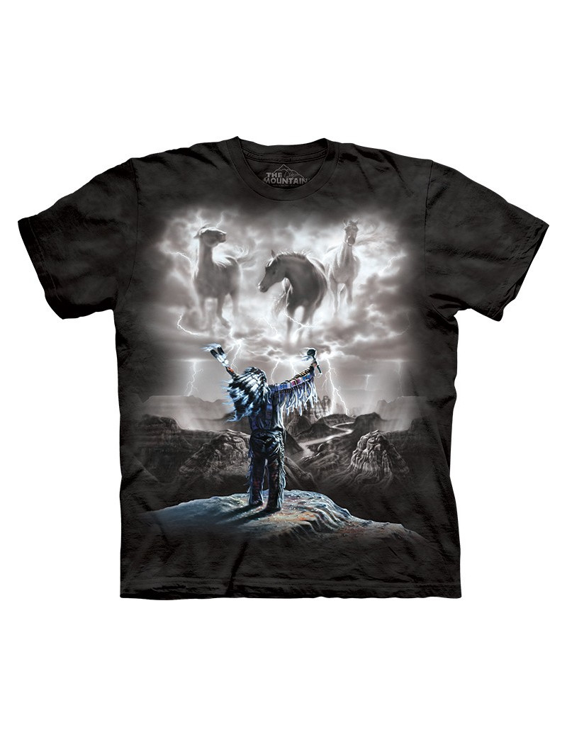 Summoning The Storm T-Shirt - tshirthd.com