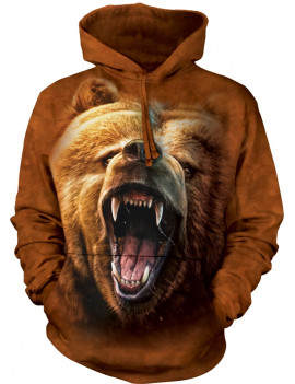 Grizzly Growl Hoodie