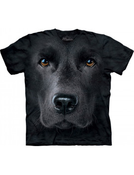 Black Lab Face