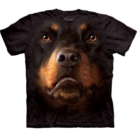 Rottweiler Face