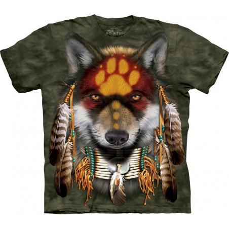 Native Wolf Spirit