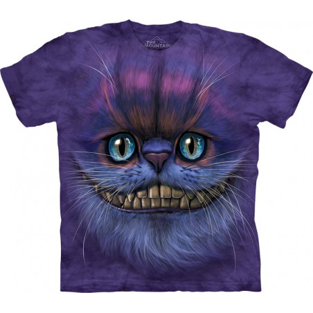 Big Face Cheshire Cat