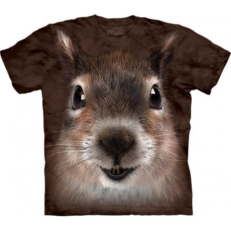 Squirrel Face