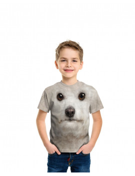 Bichon Frise Face T-Shirt