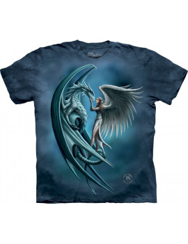 Angel & Dragon T-Shirt The Mountain